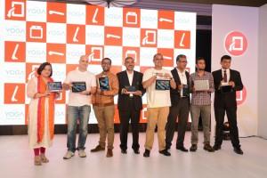 Lenovo Yoga Tablet 2 launch_Photo 2